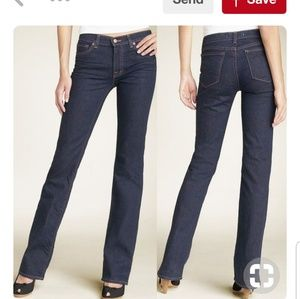 "J BRAND ▪ 805 jeans ""the straight leg"" in Ink, EUC"
